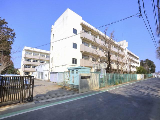 法田中学校
